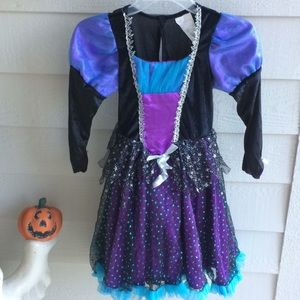 Other - Girl's Sparkly Witch Dress
